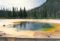 Photo - Wyoming - Yellowstone National Park - Black Sand Basin