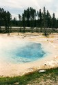 Photo - Yellowstone National Park - Firehole pool
