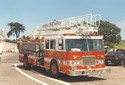Photo - Californie - San Francisco- Camion de pompiers